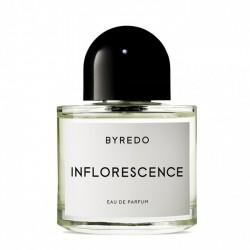 Inflorescence Byredo è un profumo fresco e fiorito con note di rosa