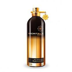 Intense Black Aoud è un profumo unisex opulento e ricco alle note olfattive di patchouli