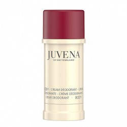 Cream Deodorant di Juvena è un deodorante per pelli sensibili privo di alcool