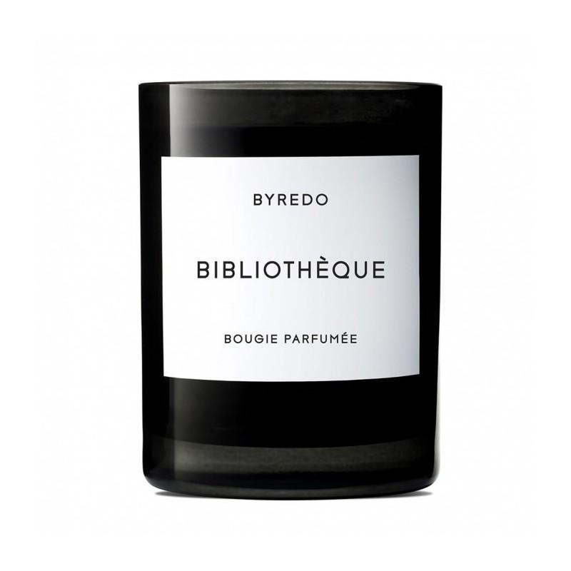 Bibliotheque bougie parfumee 240 g