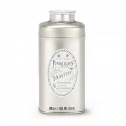 Vanities talcum powder di Penhaligon's è un talco proumato alla fragranza Vanities per la pelle.