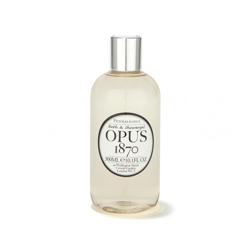 Opus 1870 bath and shower gel 300 ml
