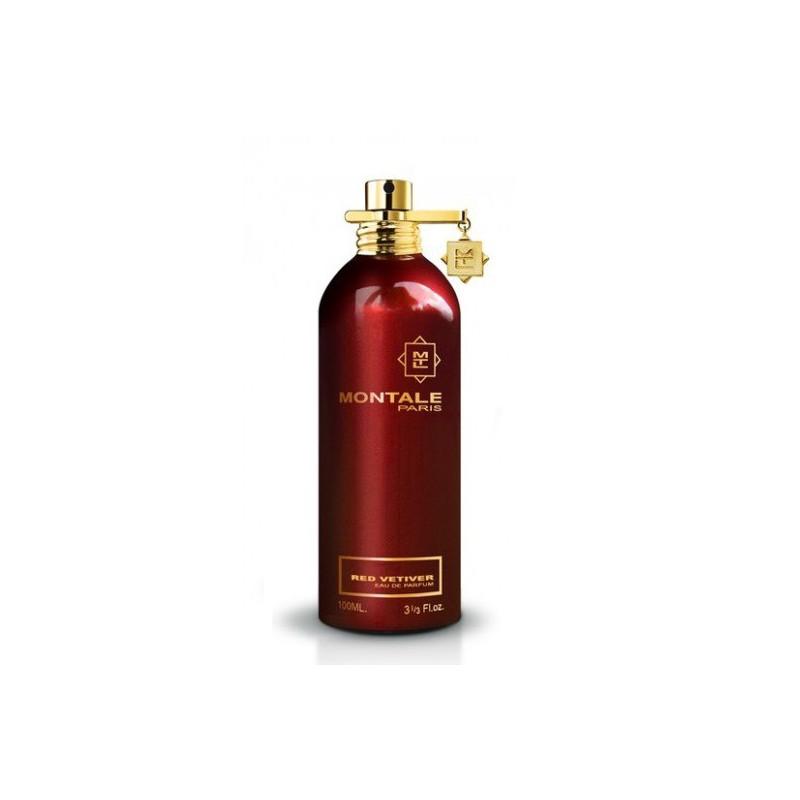 Red Vetiver di Montale è una fragranza innovativa e sensoriale alle note olfattive di vetiver e pepe nero