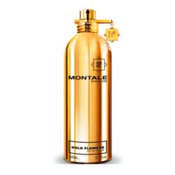 Gold Flowers di Pierre Montale è un profumo fiorito e speziato alle note olfattive di tuberosa