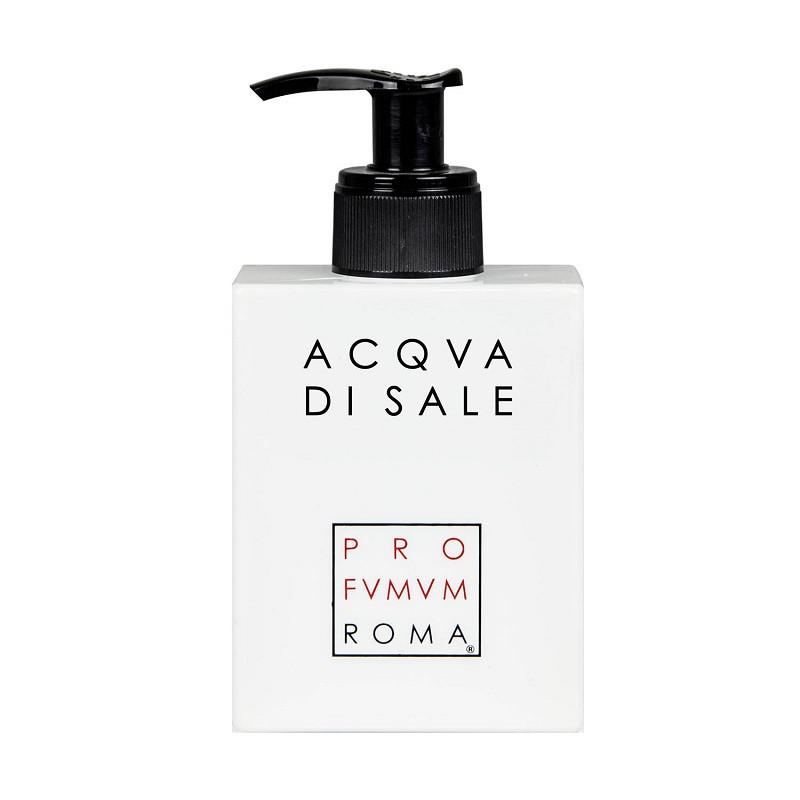 Acqua di Sale Bagno Doccia Profumum Roma.