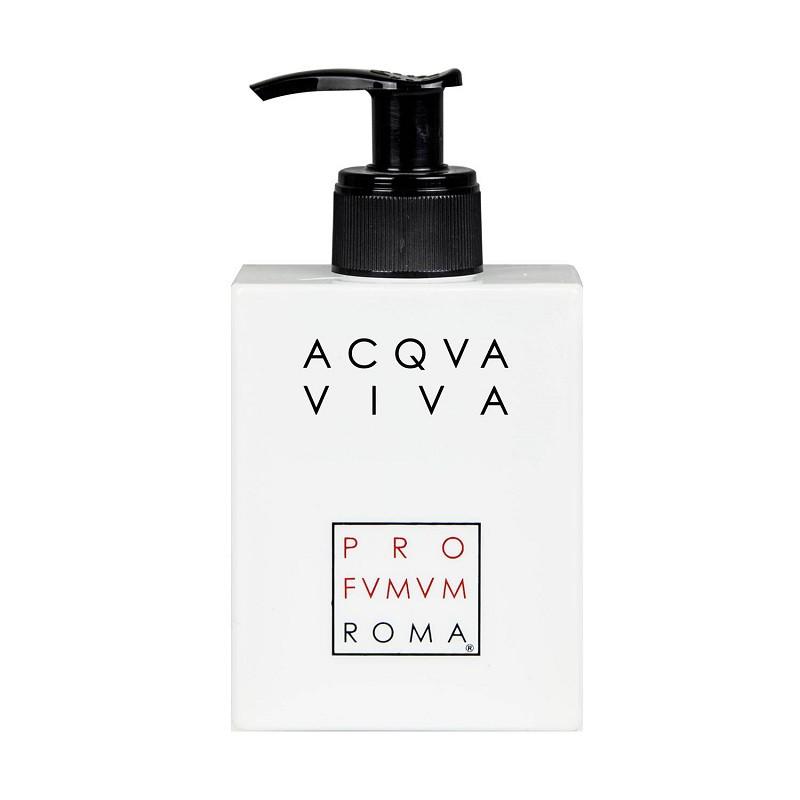 Acqua Viva Bagno Doccia Profumum Roma