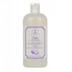 Coconut shower gel 500 ml