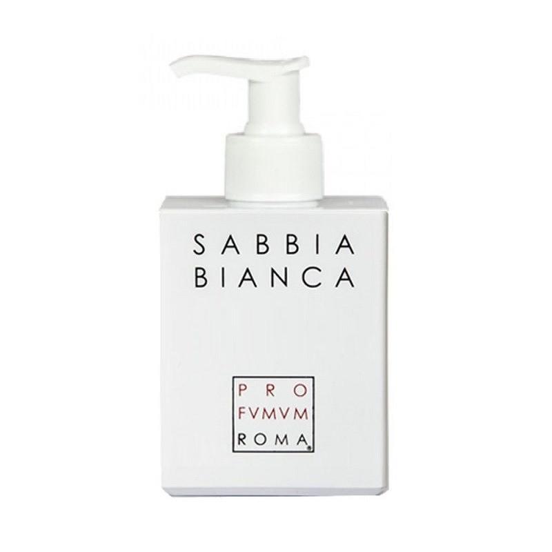 Sabbia Bianca Idratante Profumum Roma