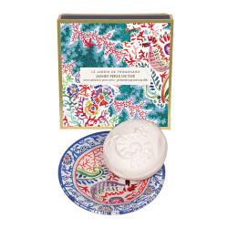Jasmin perle de thé savon...
