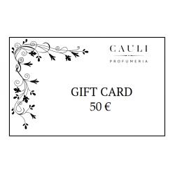 Gift Card Profumeria Cauli...