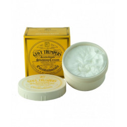 Sandalwood shaving cream...