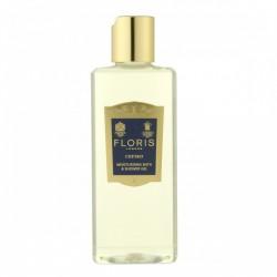 Cefiro shower gel 250 ml di Floris London è un bagnoschiuma delicato e idratante a base di olio di oliva.