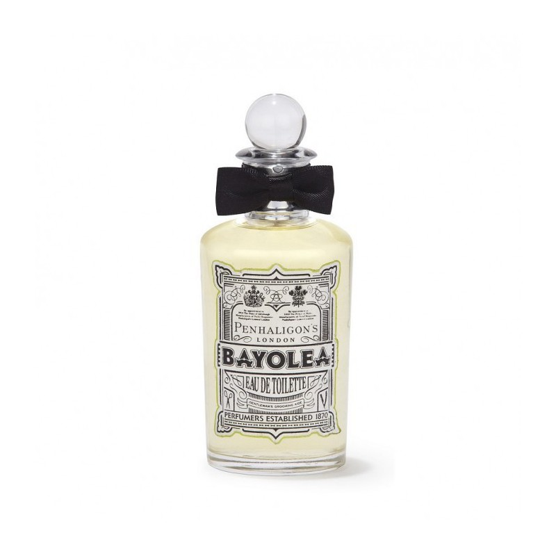 Bayolea è un profumo Penhaligon's contemporaneo a base di cardamomo