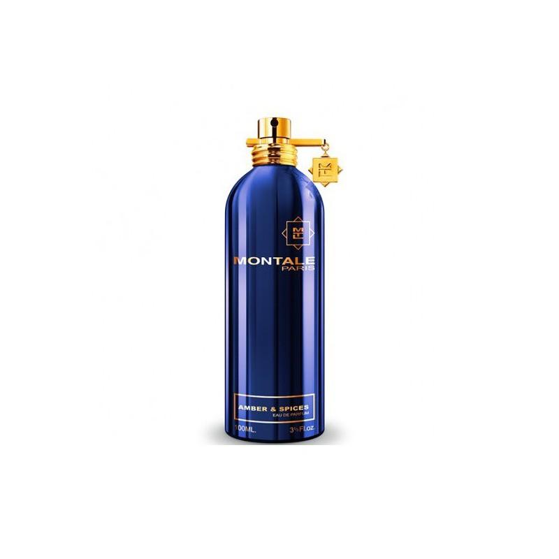 Amber & Spices di Montale è una fragranza intensa e persistente dalle note olfattive di ambra