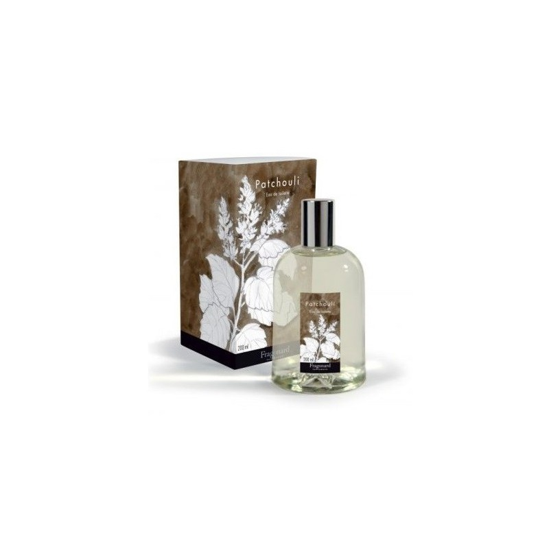 Patchouli di Fragonard è una fragranza particolarmente spirituale e avvolgente