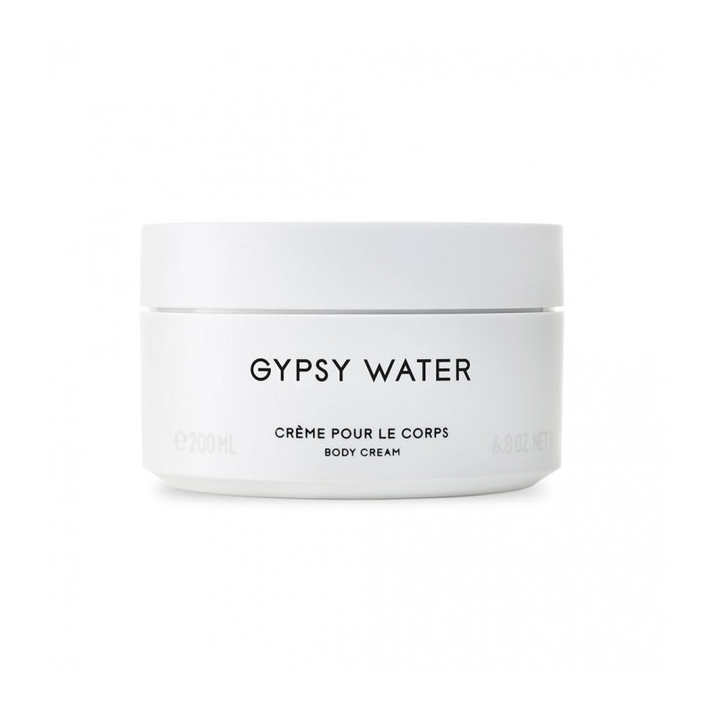 Gypsy Water creme pour le corps 200 ml