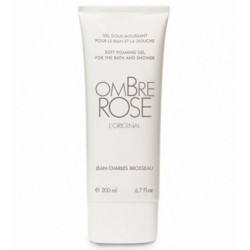 Ombre rose gel douche