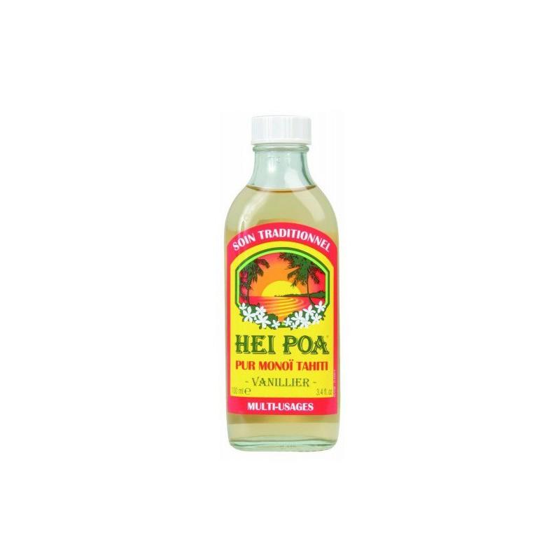 olio per corpo e capelli  alla vaniglia 100 ml