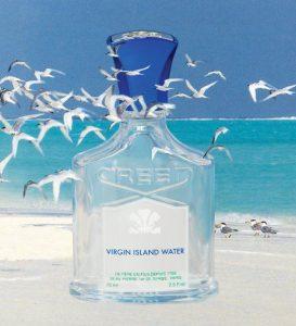 virgin island water creed profumi