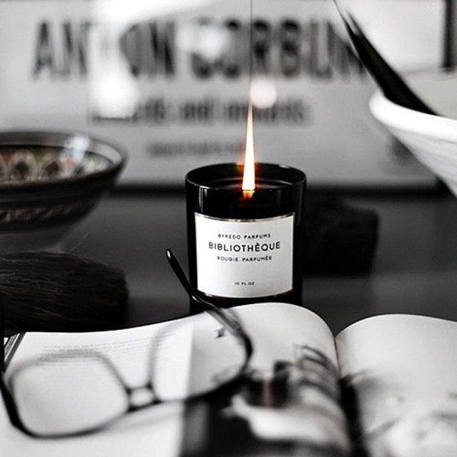 byredo bougie profumo lusso candela