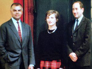 Desmond knox Leet, Christiane Gautrot e Yves Coueslant diptyque