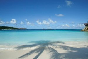 st-barth profumi di lusso spiaggia caraibi