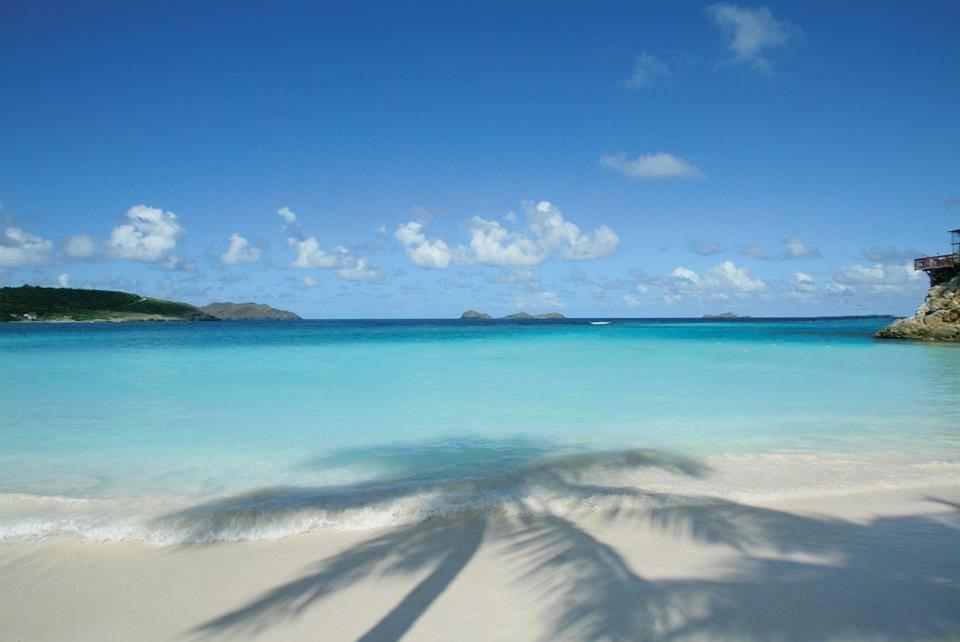 st.barth spiaggia caraibi