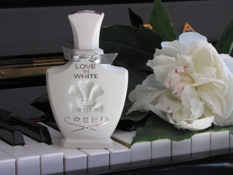love in white creed profumo lei donna