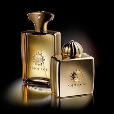 Amouage gold profumo