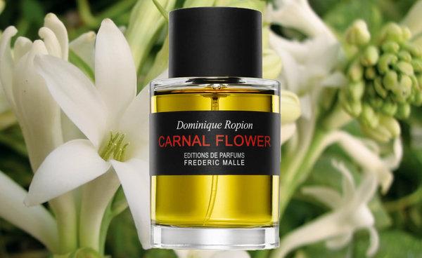 profumo tuberosa CARNAL FLOWER