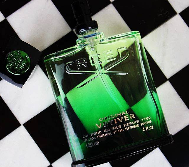 Original Vetiver - Creed