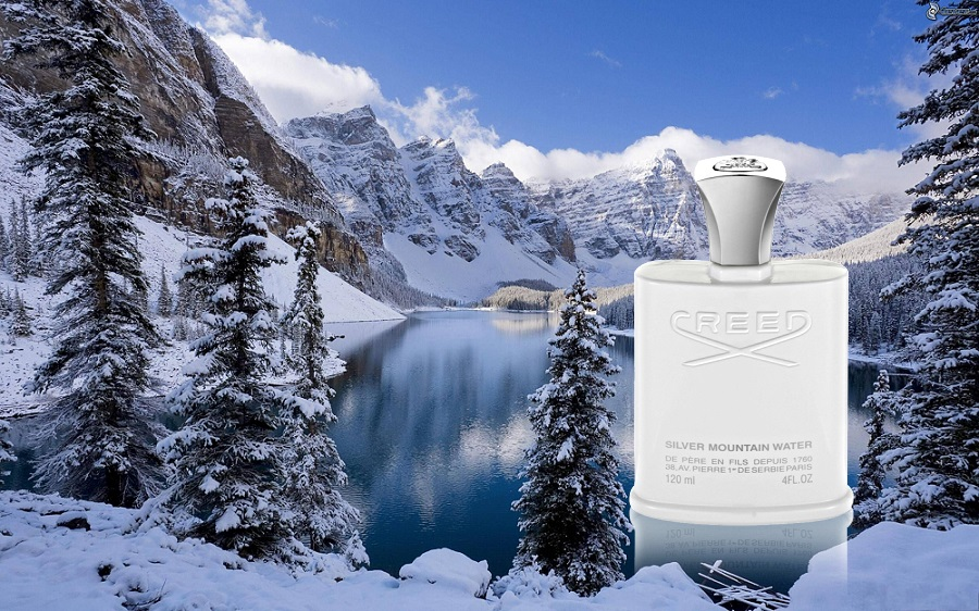 Silver Mountain Water - Creed