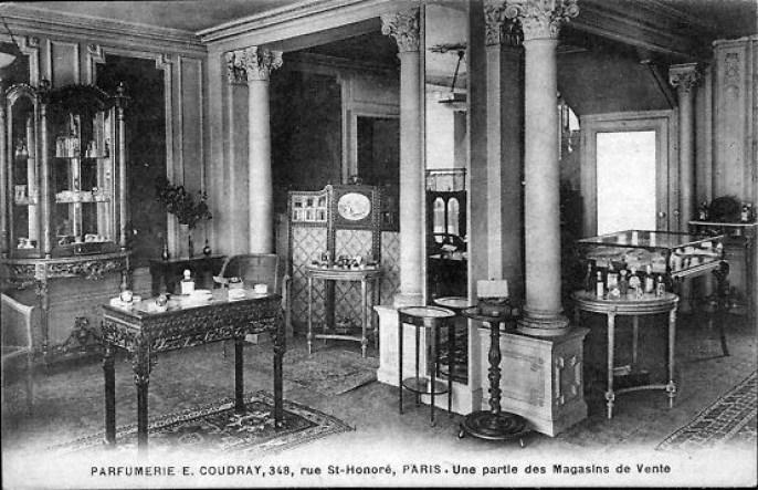 E.Coudray boutique