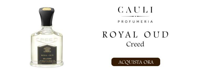 Profumo uomo Royal Oud Creed