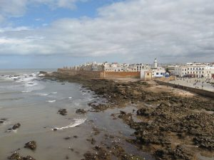 La città di Essaouira a cui è ispirata la fragranza di Montale