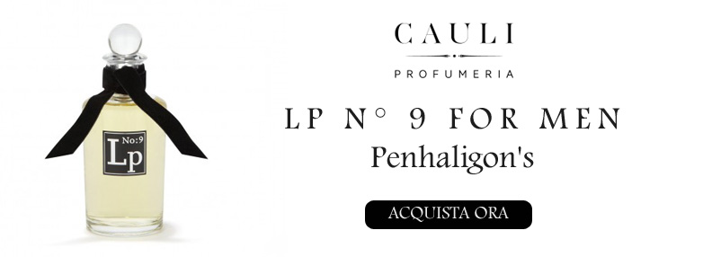LP N° 9 for men di Penhaligon's