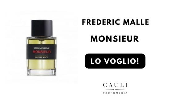 Monsieur Frederic Malle