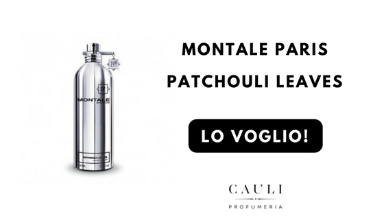 Patchouli Leaves Montale