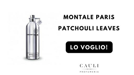 Patchouli Leaves Montale