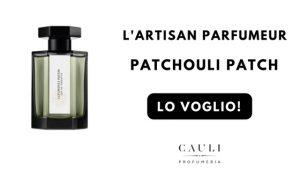 Patchouli Patch L'artisan Profumer
