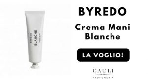 Blanche Byredo crema mani
