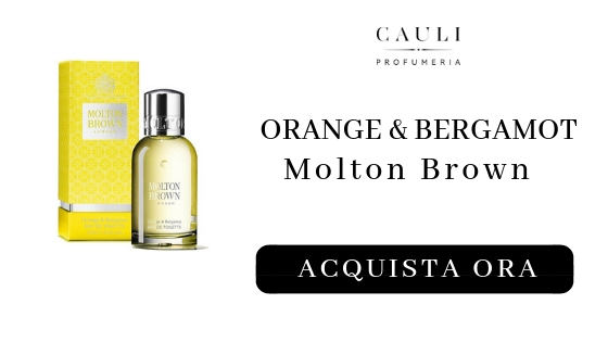 Organge & Bergamot Molton Brown