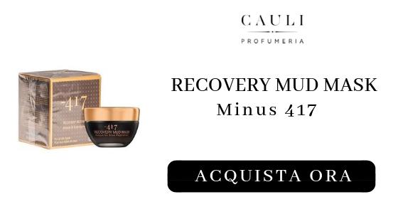 Maschera 417 Recovery mud mask