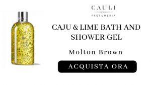 Caju & Lime Bath Molton Brown