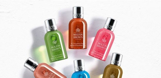 bagnoschiuma molton brown