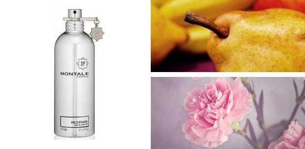 profumo pera montale wild pears