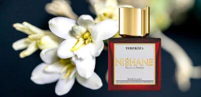 Tuberoza Nishane, una fragranza sensuale alla tuberosa
