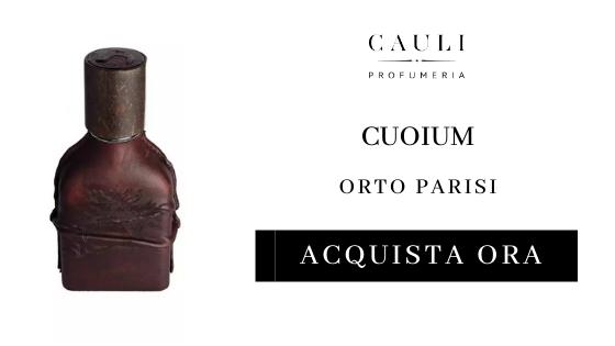 CUOIUM 50 ML PARFUM - ORTO PARISI