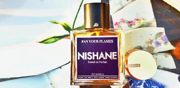 Fan Your Flames, la fragranza Nishane che celebra la vita